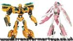 Hasbro New York Comic Com Exclusive Transformers Prime Two Pack