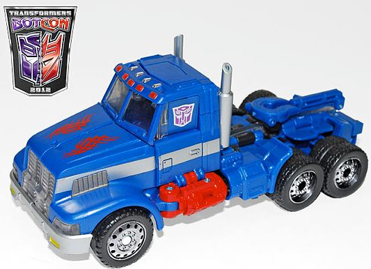 Botcon 2012 Shattered Glass Ultra Magnus