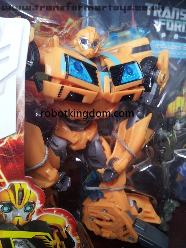 DVD First Edition bumblebee recoloured