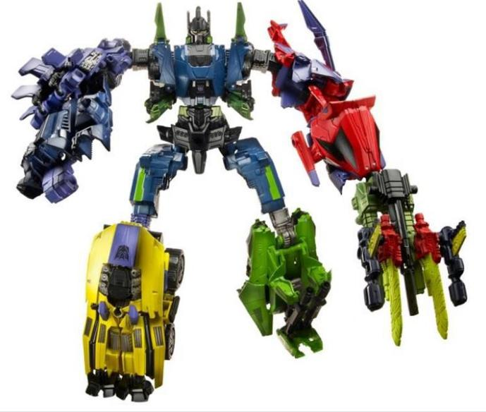 Fall of Cybertron Bruticus
